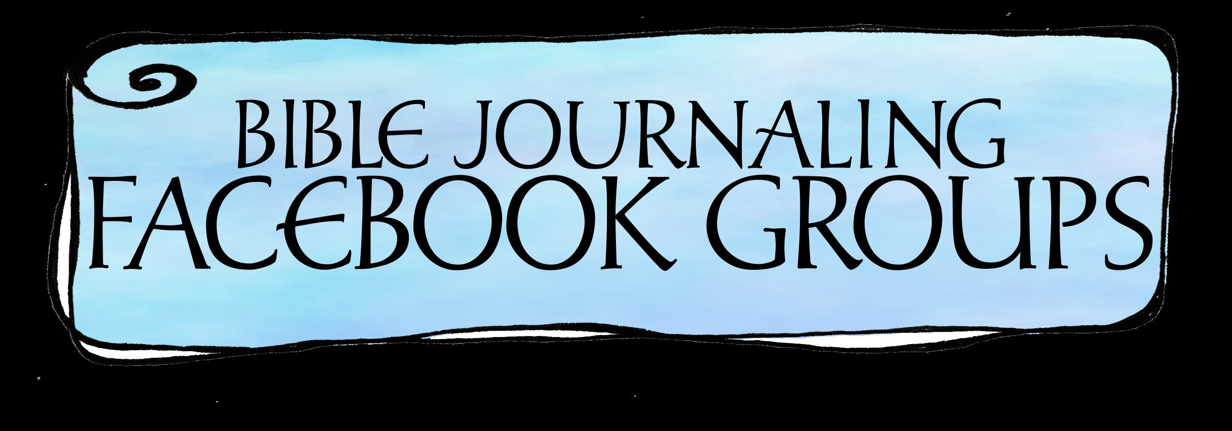 Bible Journaling Facebook