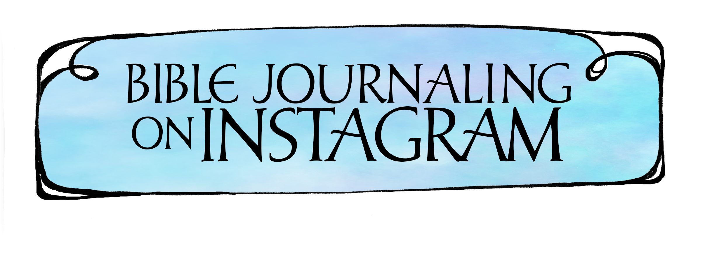 Bible Journaling Instagram